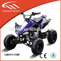 4 wheeler 110cc/70cc/50cc loncin atv four wheeler quad bike with CE