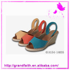 Wholesale Made In China Popular Style Fashion Model Sandal High Heel