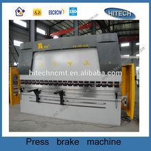 PRH-125*2500 hand press brake brick making machine