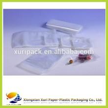 PA/LDPE laminated three side seal vacuum packaging bags