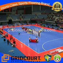Gridcourt indoor futsal flooring