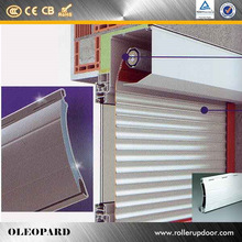 sun shade french aluminum window
