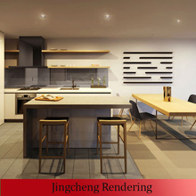 3d interior rendering /3d architectural rendering