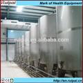 Multi- funcional queijo cachos/queijo bola de linha de processamento com ce& iso9001