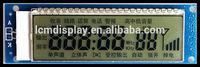 custom TN segment energy meter lcd module