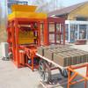 QT4-25 automatic cement brick making machine,machine de fabrication de parpaing