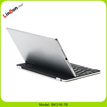 Bluetooth Magnetic Wireless Keyboard Aluminum Case Cover Stand For iPad Air