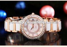 China wholesale alloy diamond luxury german watches