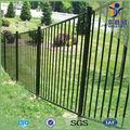 De haute qualité panneau de clôture galvanisé 19*19mm piquetage carrés
