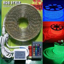 50m/Roll or 5m/Roll China led light 120v white led strip 5050 220v 60 led/m led strip light blister packing no transformer