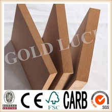 Plain MDF Wood Panel