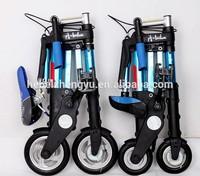 8 inch folding bicycle/best folding bikes fold bike A-bike/fold bike folding a-bike folding mini bike