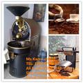 Máquina de café tostado/tostador de café inicio