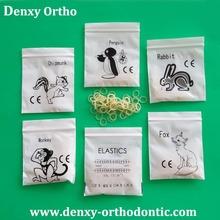 dental ortodontico zoológico pack proveedor elásticos