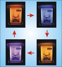 Low Price LED Multi-image advertising display, LED light box