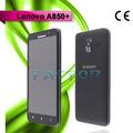 Yeni gelen 5.5 inç mtk6592m octa çekirdek lenovo orijinal a850+ cep telefonu android4.2
