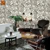 3d fancy modern wallpaper fashion pvc wallcovering wall paper