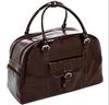 Cheap Leather Travel Luggage Bag/Croco Duffel