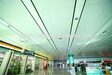 aluminum ceiling/Aluminum false ceiling/arc shape aluminum ceiling
