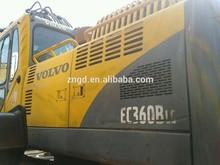 Original Sweden Volvo EC360BLC Excavator