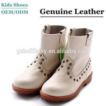 Exquisite guangzhou shoes factory high quality fashional russian girls boots