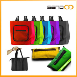 Foldable Eco Friendly reusable Shopping Bag