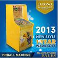 Moneta arcade operato di alta qualità per bambini macchina da gioco di pesca, video di pesca macchina jt-04