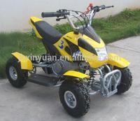 2 Stroke Air Cooled 49CC Mini Quad Mini ATV with Electrical Start