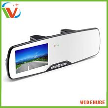 "ZD61 g sensor car mirror dvr 2.7 "" LTPS JPEG Infrared Night Vision stereo"