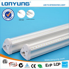 Newest product t8 led tube young tube 9W tube with ETL TUV SAA CE ROHS DLC LCP approval
