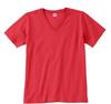 Wholesale mens high quality t shirt,white cotton slim fit v- neck t shirt