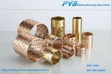 Wrapped Bronze Bushing,PVB09 sliding Bushing,Bronze rolled Bearing supplier