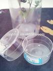 Mini plastic dessert candle tea cups holders wholesales