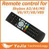 Remote Control for Original Skybox A3 A4 A5 M5 satellite receiver