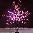 Christmas Holiday Pink led Cherry tree