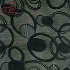 Jacquard Eyelash Polyester Fabric Net Lace