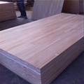panel de madera de pino finger joint