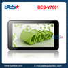 1.5Ghz cpu 1024x600Pixel pc tablet 7 inch graphics tablet with android 4.1 os
