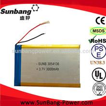 Digital camera battery ds-sd20 3.7v 1000mah battery powered digital picture frames