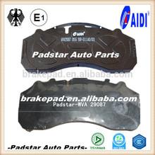 brake pads making machine racing petrol go karts samson control valve 29087 ECE R90 hi-q spare disc C.V. brake pad