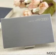 card holder/metal card case/metal business card case