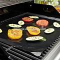 ptfe cottura barbecue grill foglio per la casa o pubblicare bbq