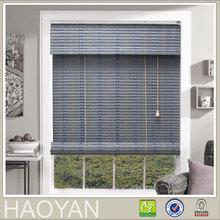 madera tejido ciegos cenefas proveedor en china