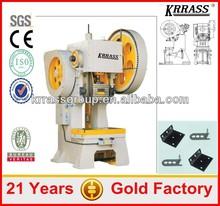 J23 series punch press machine power press line