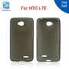 Mix colors Wave Curve Gel Cover Soft TPU Case for HTC L70