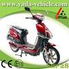 Yada em 28 48v 450w brushless PMDC 12ah lead-acid drum brake 16inch electric moped scooter