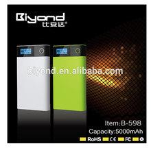New product !!! OEM factory ultrathin full capacity 10000mah power bank tester