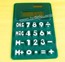 Silicone Calculators,Flexible Calculator,Mini Pocket Calculator