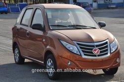 4 seats electric car with generator/Air conditoner