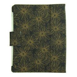 Patterned Nylon Fabric for ipad 2/3/4 case, Fixed Bracket case for ipad